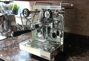 Machine espresso – je recherche une Rocket R58 ou équivalent!