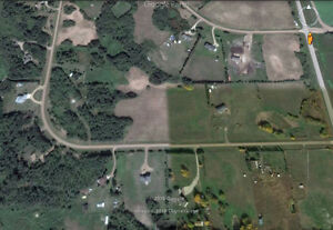 Acreage for sale by Redwater in Sturgeon County