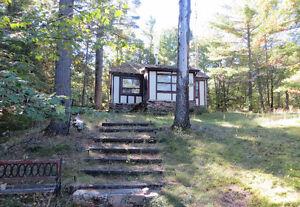 Stoney Lake Island Cottage
