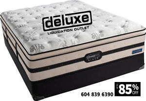KING OF KINGS! | KINGSIZE MATTRESS BLOWOUT - $199 NEW model Downtown-West End Greater Vancouver Area image 2