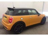 Mini Mini 2.0 ( 192bhp ) ( Chili ) ( s/s ) 2014MY Cooper S FROM £51 PER WEEK!