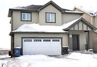 New House in Bridgewater lakes (South Winnipeg)