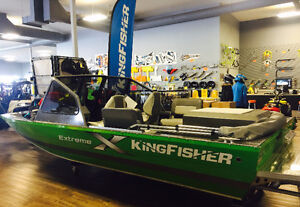 New 2017 KingFisher 1875 Extreme River Boat