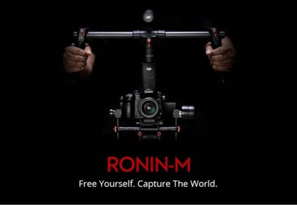 DJI RONIN M - NEW and AU STOCK with TAX RECEIPT