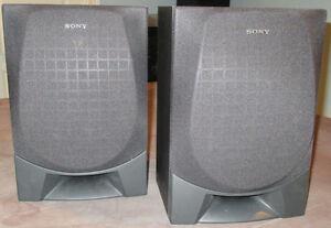 Sony Speakers Kitchener / Waterloo Kitchener Area image 1