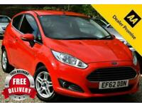 2012 Ford Fiesta 1.25 Zetec 3dr Hatchback Petrol Manual