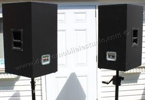 Top Full range 2 ways JBL 400 watts each Gatineau Ottawa / Gatineau Area image 6