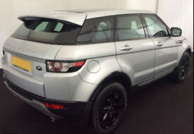 2012 RANGE ROVER EVOQUE 2.2 TD4 PURE GOOD / BAD CREDIT CAR FINANCE FROM 74 P/WK