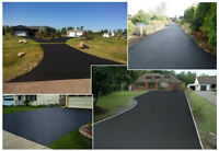 Asphalt Sealcoating & Crack Sealing Sherwood Park, AB
