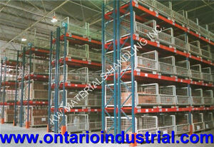 WIRE MESH CONTAINERS, BULK BOXES, STACKING BINS, DUMPING HOPPERS Kitchener / Waterloo Kitchener Area image 5