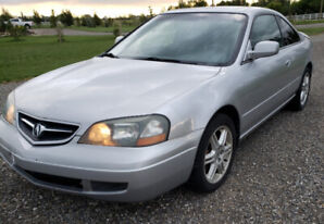 2003 Acura CL Type S 5 Speed Automatic