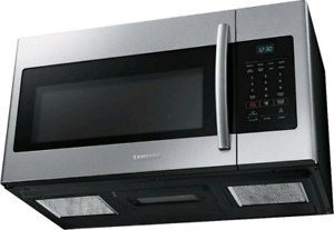 Samsung Stainless Over Range Microwave