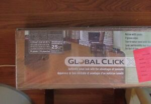 Global Click Xtra Laminate flooring - 2 boxes