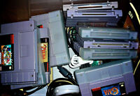 :WANTED, old/New Video Games!!