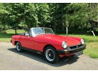 1976 MG Midget 1500 Convertible - A Fabulous British Classic, unleaded too!
