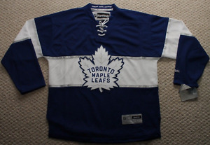 Toronto Maple Leafs Centennial Classic Jersey - L and XL
