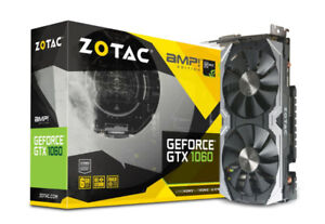 ZOTAC GeForce GTX 1060 6GB AMP Edition