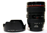"Canon 24-105 f4 ""L lens"" with Image Stabilization"