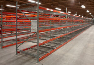 New and Used Pallet Racking