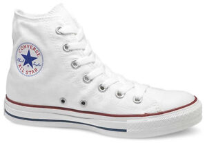 Brand new white converse chuck Taylor high tops