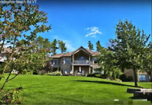 Beautiful Lakeside House for Rent!! Stunning View on Lake Scugog