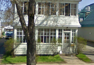 Available July 1st!!  Two Bedroom Downtown Fredericton