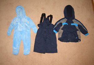 Winter Sets, Sleepers, Clothes - 12, 12-18, 18, 18-24 months