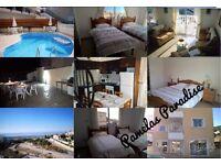 Pamela's paradise Cyprus Paradise Villas