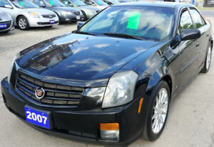 2007 Cadillac CTS  Loaded