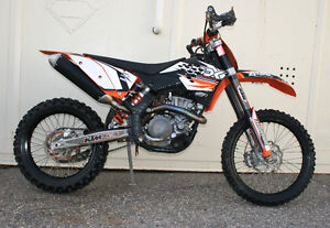 2007 KTM 450 SXF. 1 owner,  Excellent Condition.