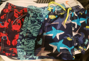 Boys worn 24 months Swim Shorts...SERIOUS BUY