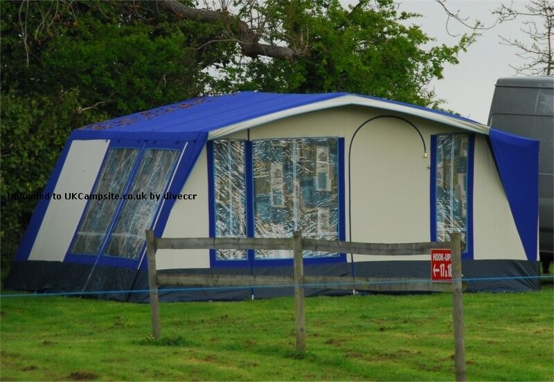 Sunncamp grange 6 birth frame tent in lossiemouth moray for A frame canvas tents for sale