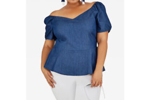 New plus size top