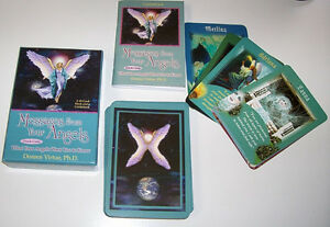 Set of 2 Doreen Virtue Oracle Reading Cards London Ontario image 2