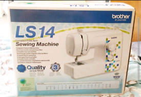 Brand new Brother sewing machine