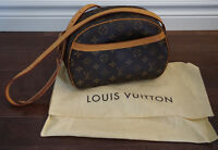 REDUCED & available 1 week ONLY!Louis Vuitton Monogram Blois Bag