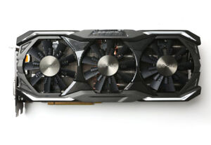 Nvidia Zotac GTX 1070 AMP Extreme video card for sale