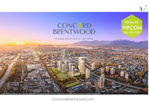 CONCORD Brentwood VIP Access Hillside EAST Tower 3/4 Best VALUE!