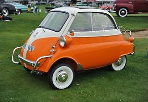 Looking for a BMW Isetta