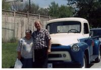 1956 international s110 pickup truck looking to find this truck