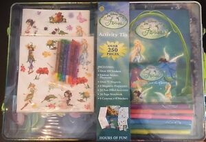 Brand New Sealed: Disney Fairies Activity Tin