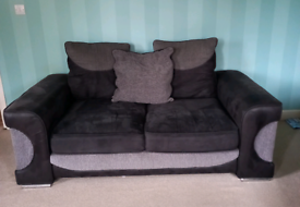 Sofa and swivel chair - great condition