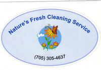NATURE'S FRESH CLEANING SERVICE