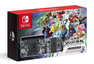 Looking to buy Nintendo Switch Smash bros Ultimate Edition