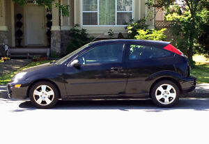 2004 Ford Focus ZX3 Coupe (2 door)