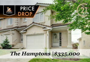 $15,000 PRICE DROP!Updated 2 Bed, 3.5 Bath End Unit NW Townhouse