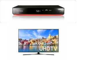 I BUY 4K UHD SMART TV, ROGERS NEXTBOX 4K UHD DIGITAL CABLE BOX