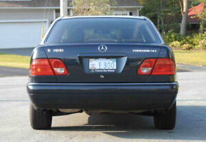 1999 Mercedes E 300 TD For Sale