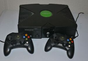 Original XBOX and 9 Games