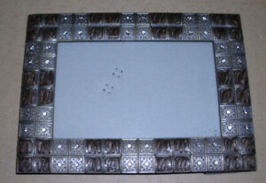 """Beautiful Picture Frame with """"Rhinestones"""""""